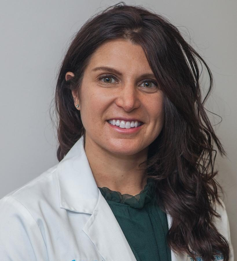 Dr. Jaclyn A. Tomsic, MD, DMD, FAC