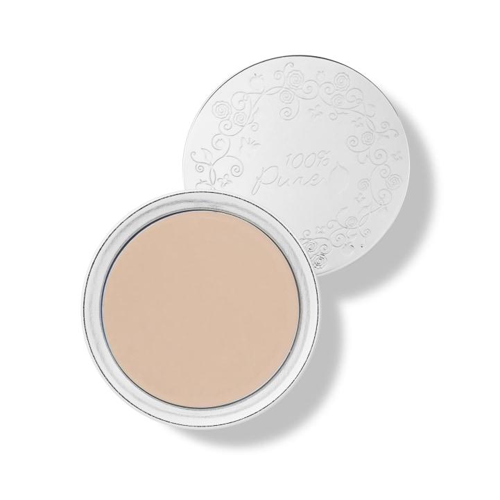 100% Pure Cream foundation