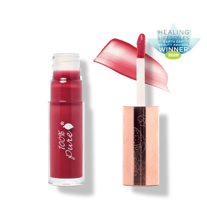 100% Pure Fruit Pigmented Lip Gloss
