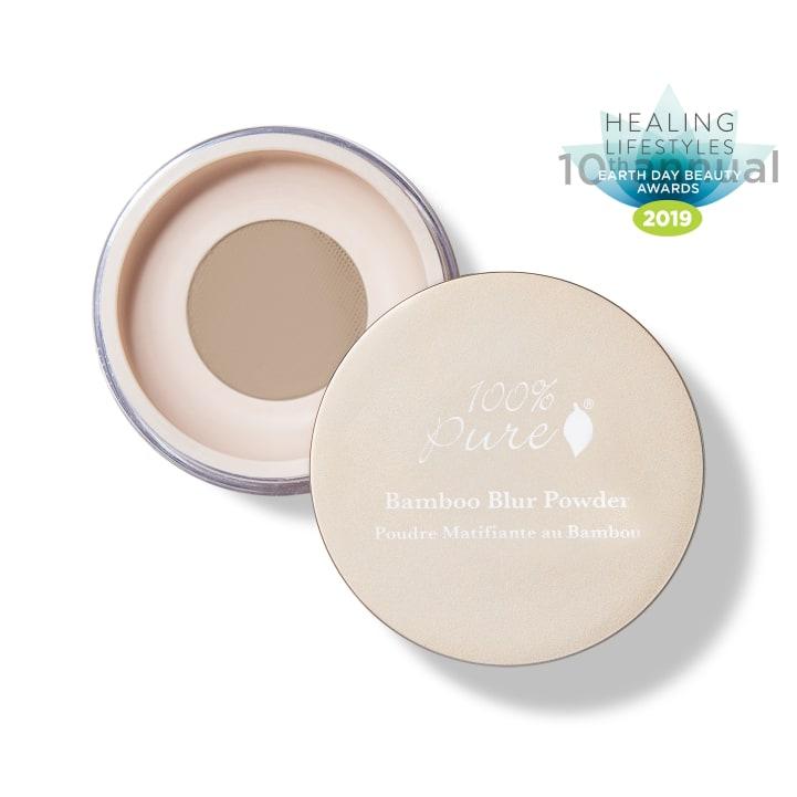 100% Pure Bamboo Blur Powder