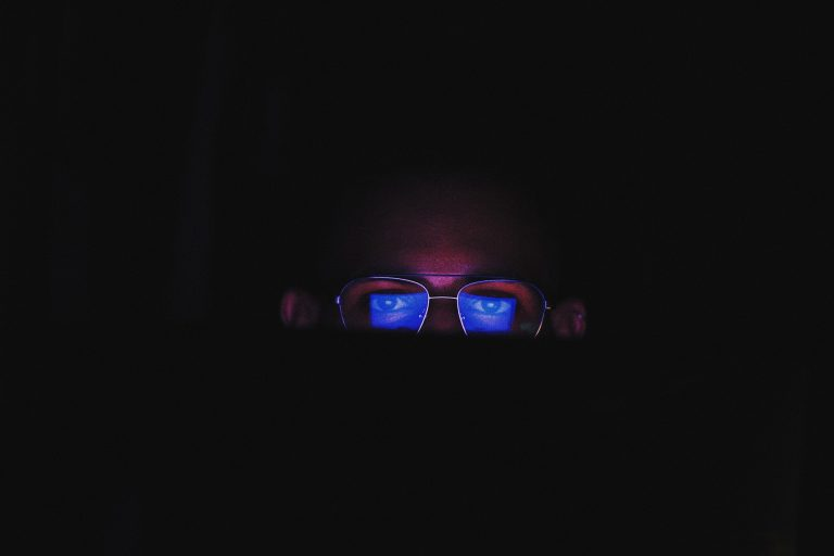 harmful blue light